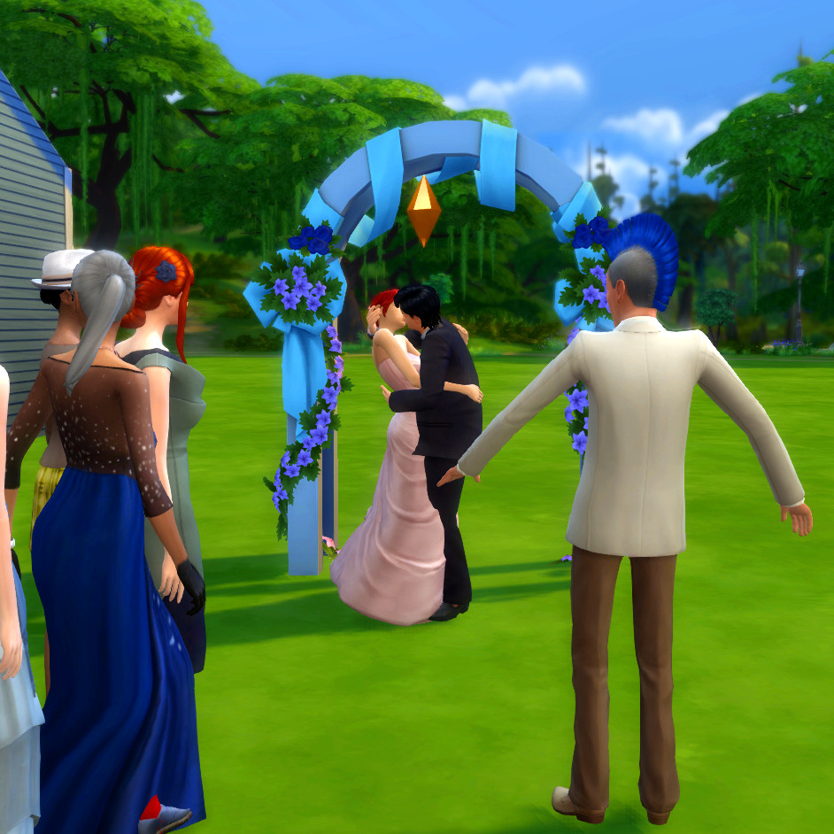 The Splines: A Sims 4 blog