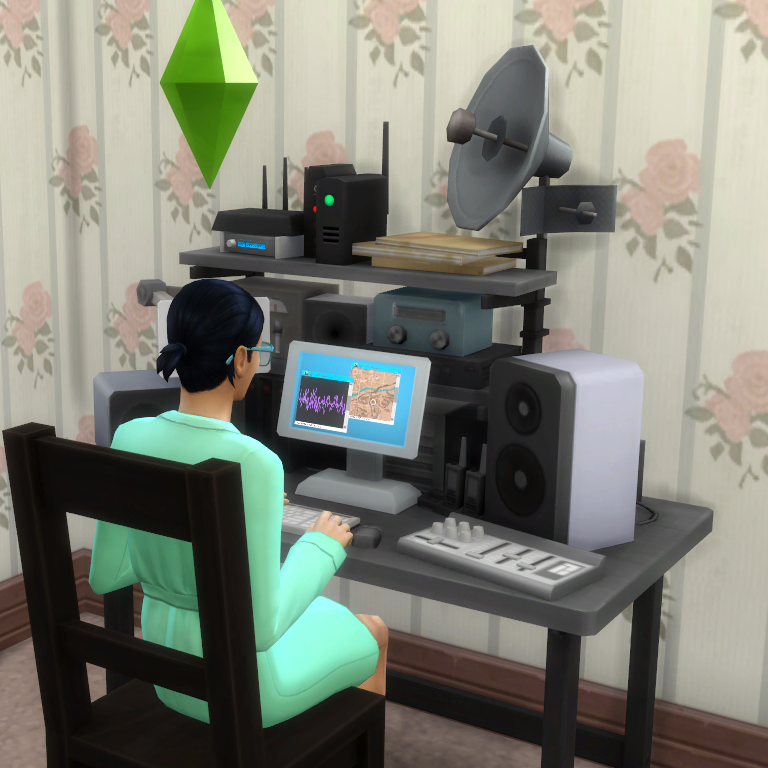 The Splines: A Sims blog